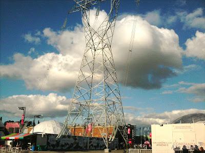 Torre de energía Tecnópolis