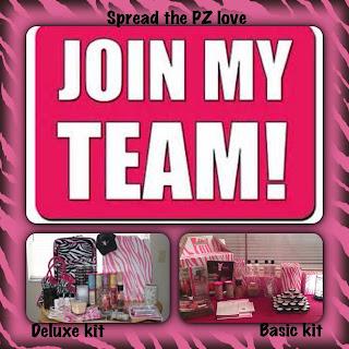 Pink zebra starter kit image