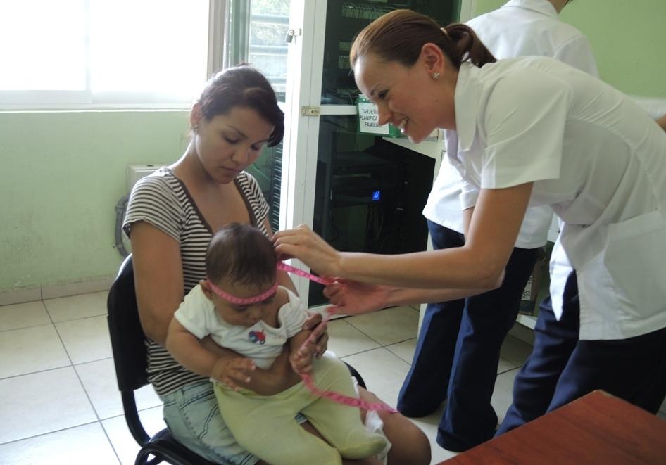 GOBCOL: Llevan control de niño sano en centros de salud