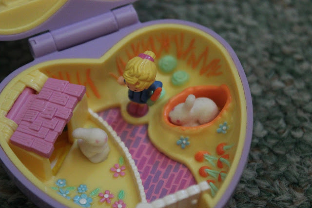 polly pocket bunny