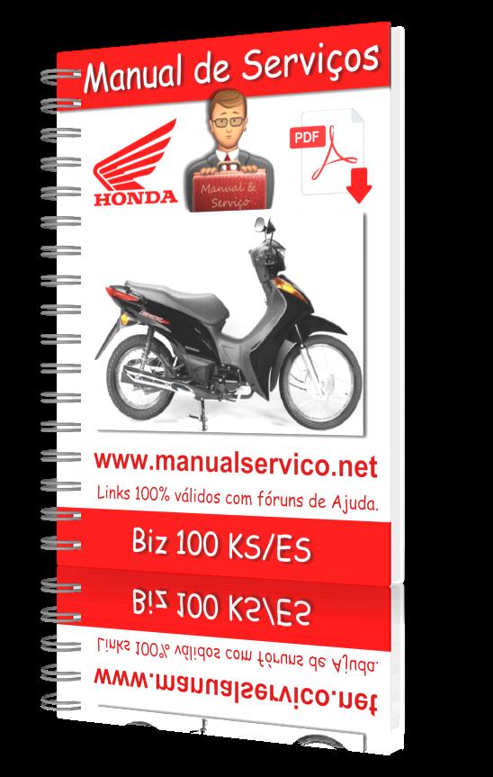 manual de servi os honda biz 100 ks es manual e servi o rh manualservicos blogspot com Honda Biz 2004 manual motor honda biz 100