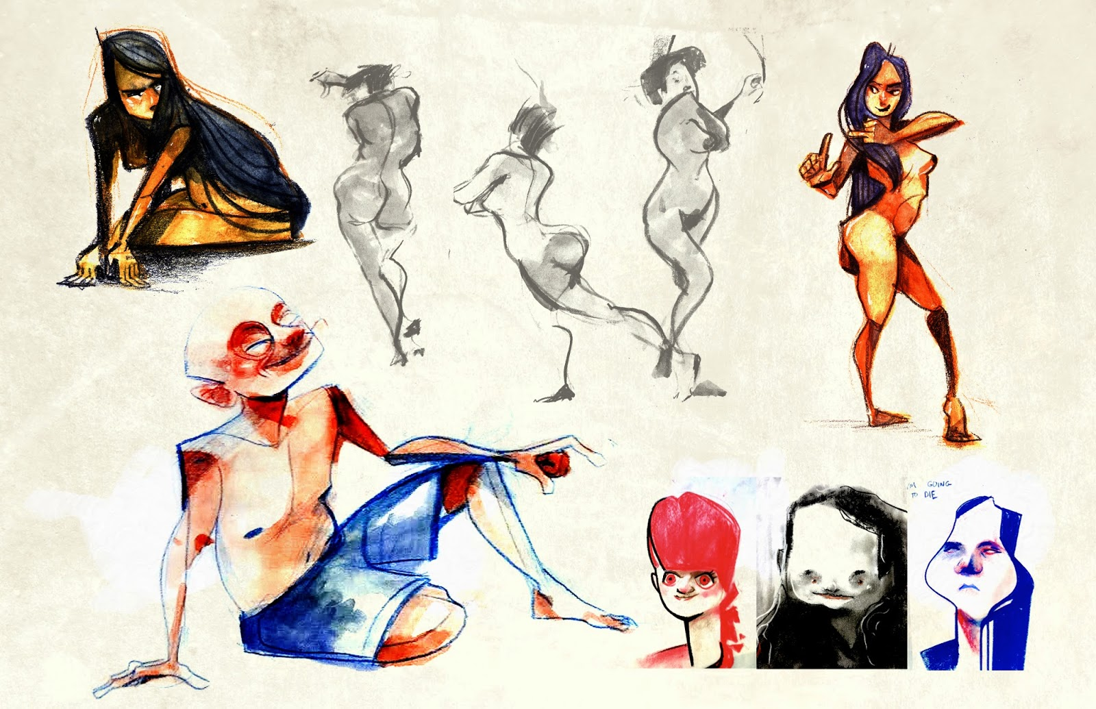 Character Design Contest 2014 : Character design portfolio