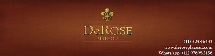 Blog do Método DeROSE- Unidade Plaza Sul