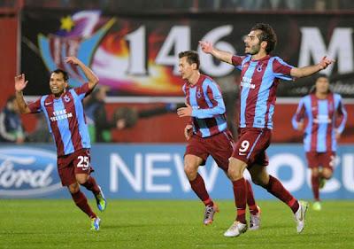 Trabzonspor 1 - 1 Inter Milan (3)