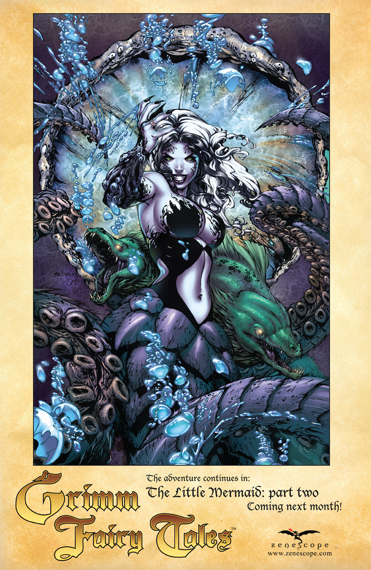 Grimm Fairy Tales (2005) Issue #25 #28 - English 25