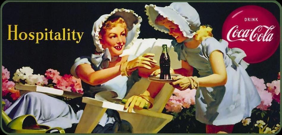 Nada hay más engañoso y maquiavélico en el mundo del negocio que las dulces sonrisas publicitarias