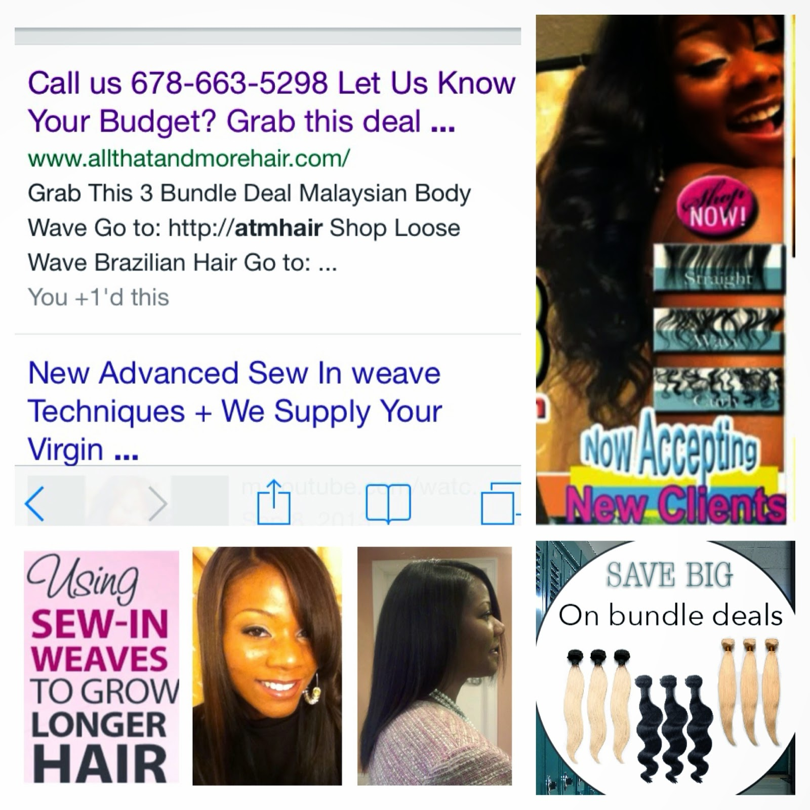 Natural Looking Sew In Tape In Braidless Fusion Micro Beads