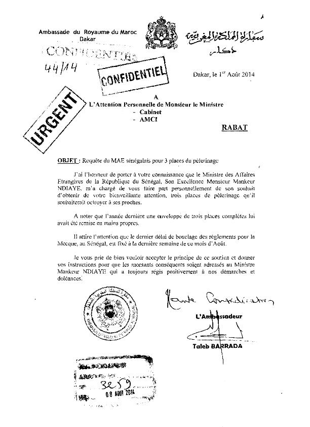 Affaire Mankeur Ndiaye: L'Etat du Sénégal aphone, le Maroc en sauveur