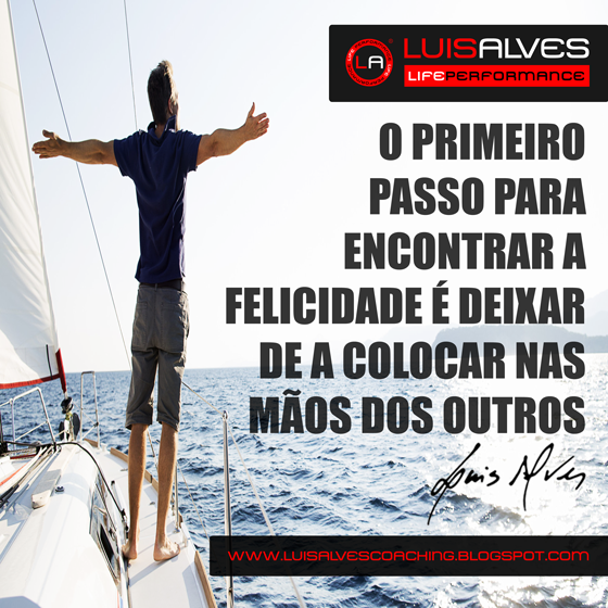 LUIS ALVES LIFE COACHING