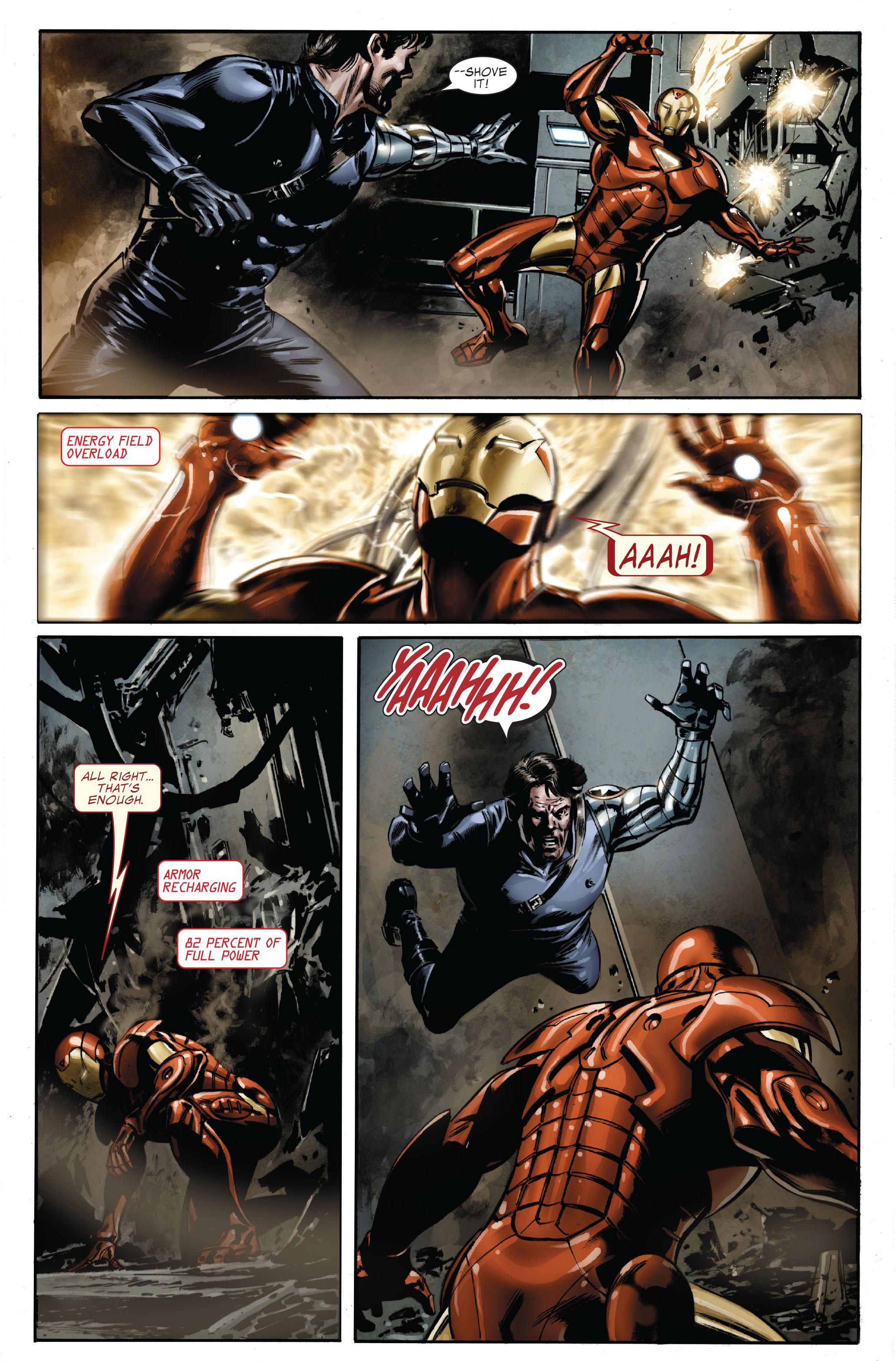 Captain America (2005) Issue #33 #33 - English 15