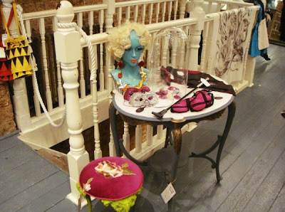 ghost furniture in spitalfields