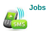 Subscribe to Jobs by SMS