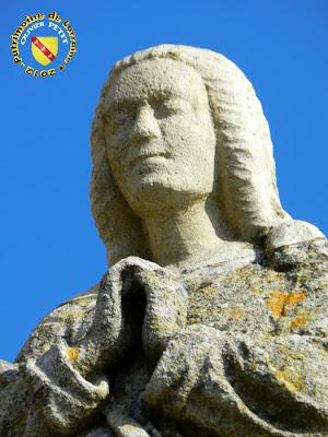 GERMINY (54) - Le calvaire Saint-Languit