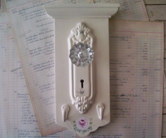 Shabby Chic Wall Hook