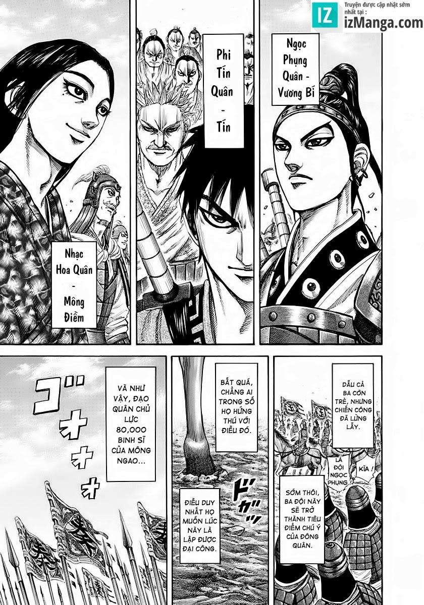 Kingdom – Vương Giả Thiên Hạ (Tổng Hợp) chap 189 page 18 - IZTruyenTranh.com