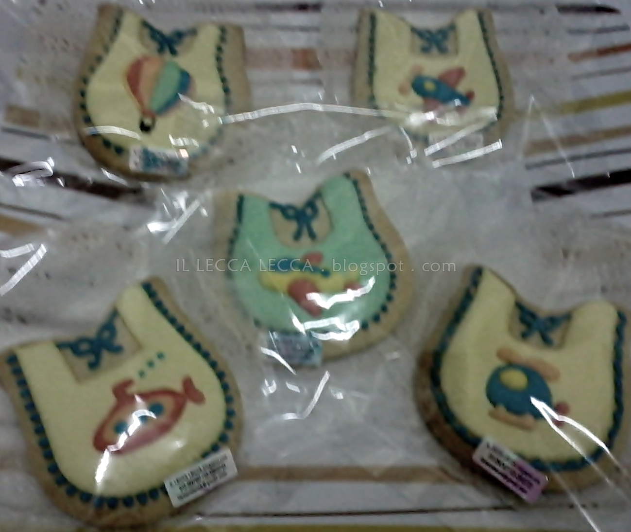 fancy cookies aqiqah cukur jambul bip