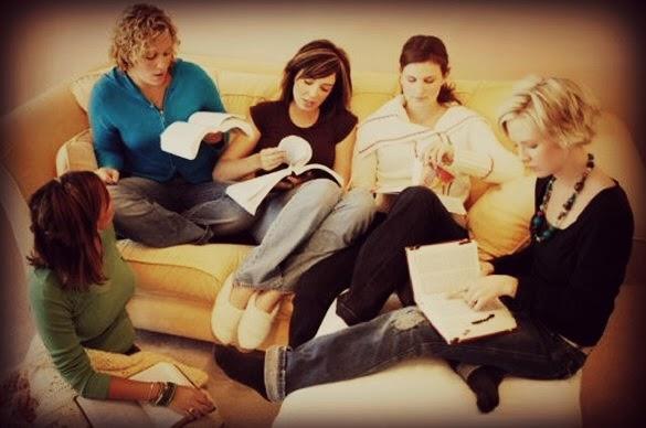 Bible study fellowship young adults class