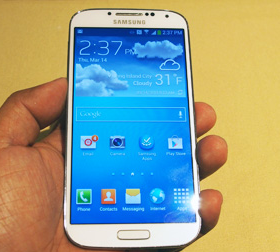 Samsung Galaxy S4 has arrived Price and Specs in PH  Nicos Mobile