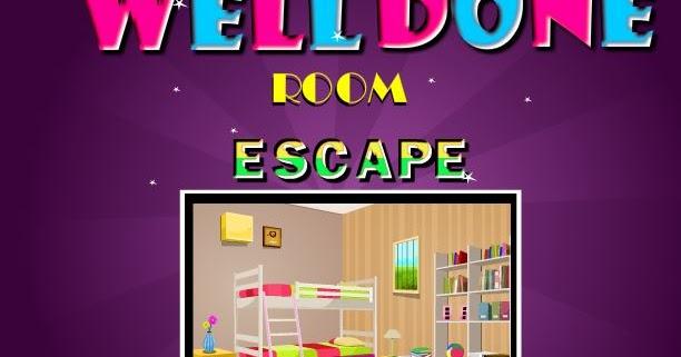 Solved welldone room escape walkthrough for Small room escape 6 walkthrough
