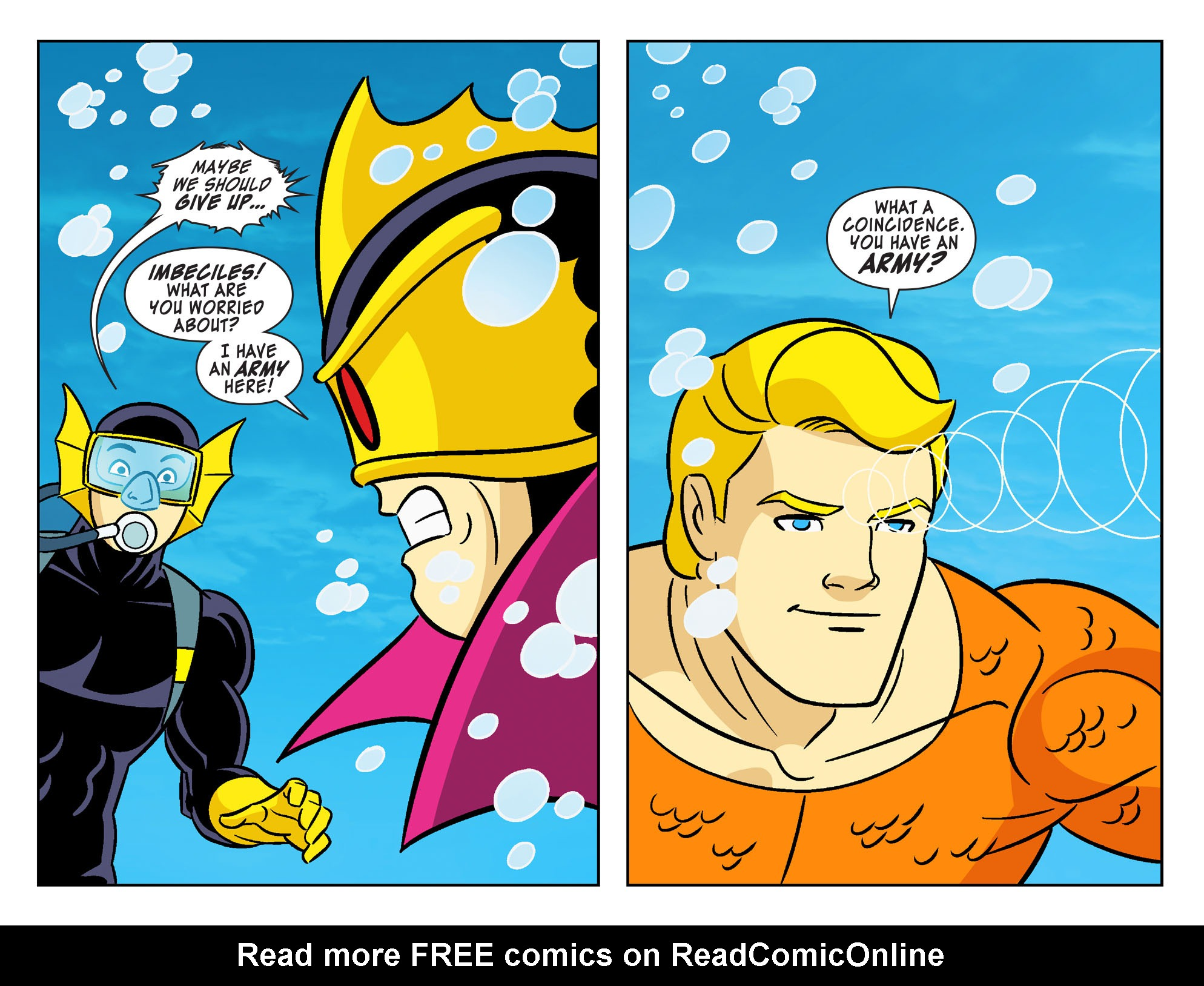 Read online Scooby-Doo! Team-Up comic -  Issue #28 - 14