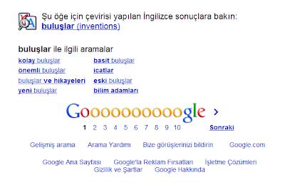 Blogger Seo -  Google Sayfa Sonu Etiket