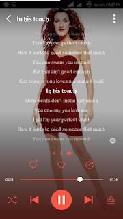 ttpod lyrics