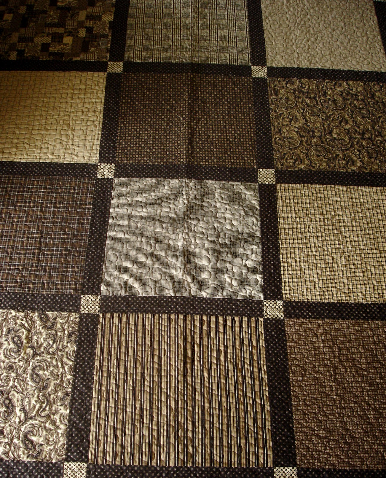 Quilt Patterns For A Man : Mugwa Cottage: Quilts for Men