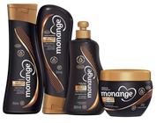 Monange, Cabelo, Shampoo, Condicionador, Máscaras, Recebido, Resenha, Hypermarcas,