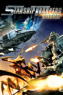 Watch Starship Troopers: Invasion (2012) movie free online