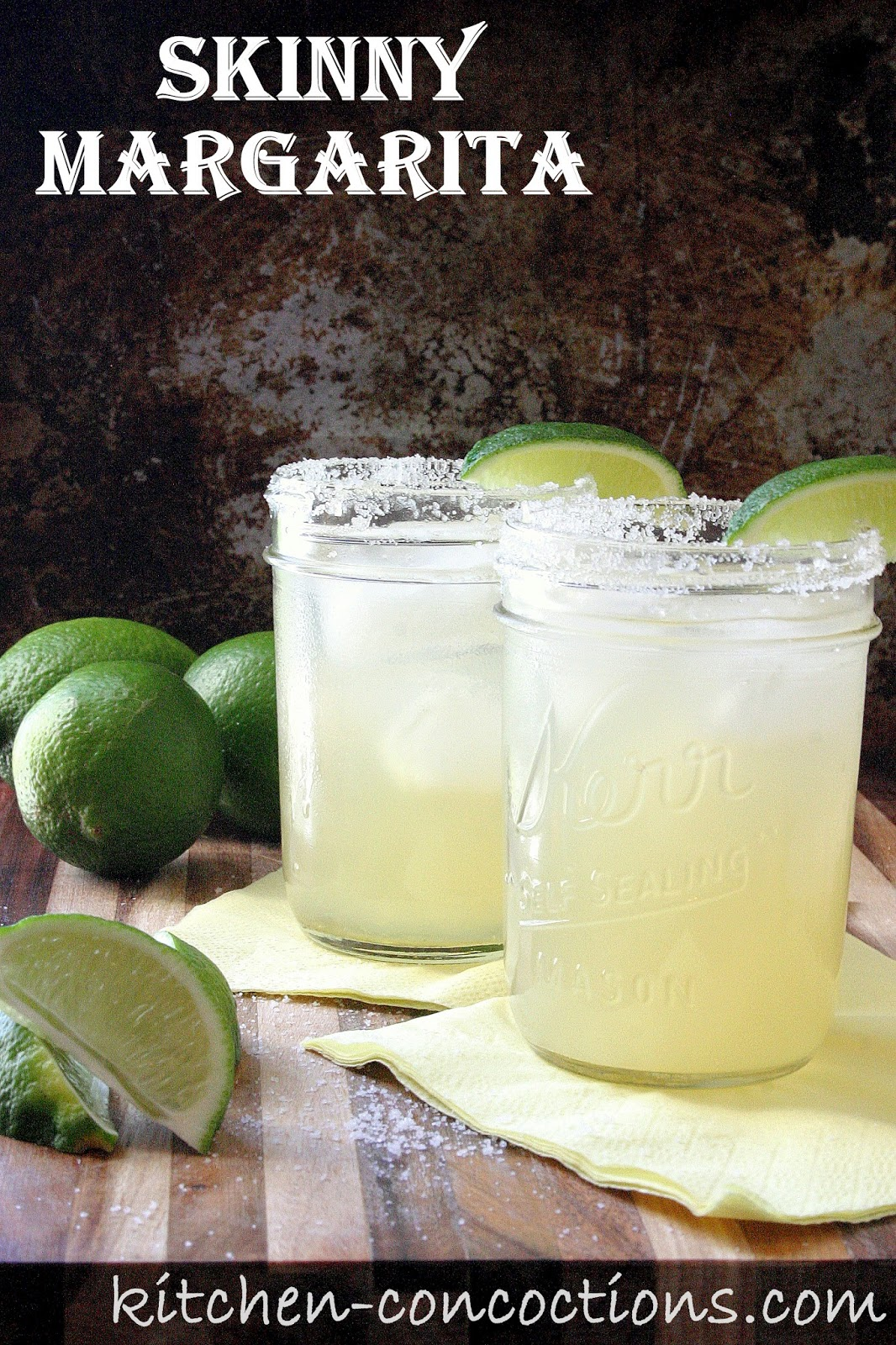 how to make margaritas less sour