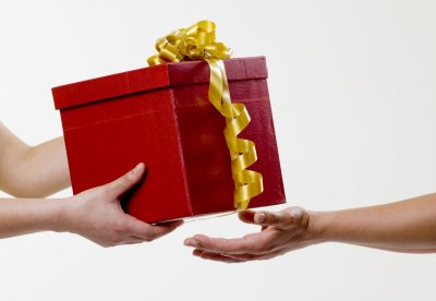 gifts received