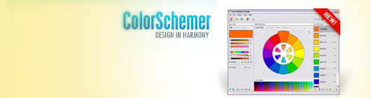 Identify Color Harmonies with ColorSchemer Studio