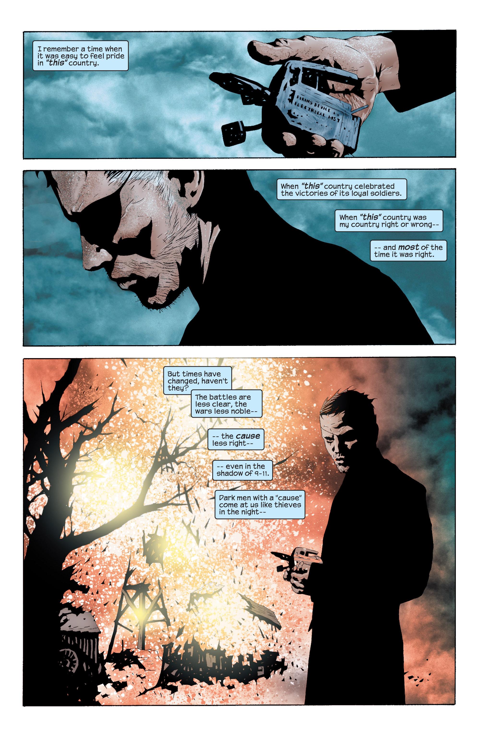Captain America (2002) Issue #11 #12 - English 21