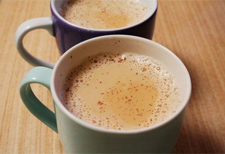 easy coconut milk chai you will need 2 chai tea