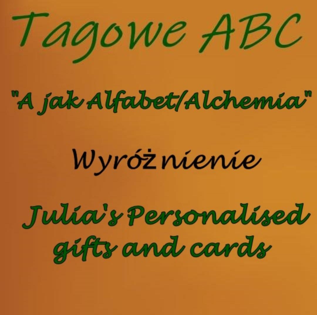 Wyróżnienie w wyzwaniu Tagowe ABC