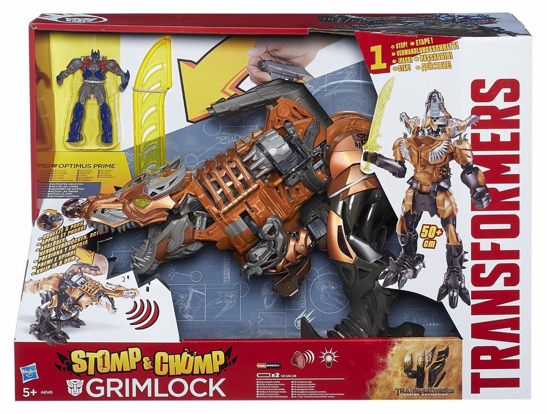 Grimlock Transformers T-Rex nuovo natale 2014  Hasbro prezzo