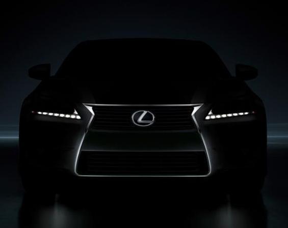 2013 Lexus GS 350 01