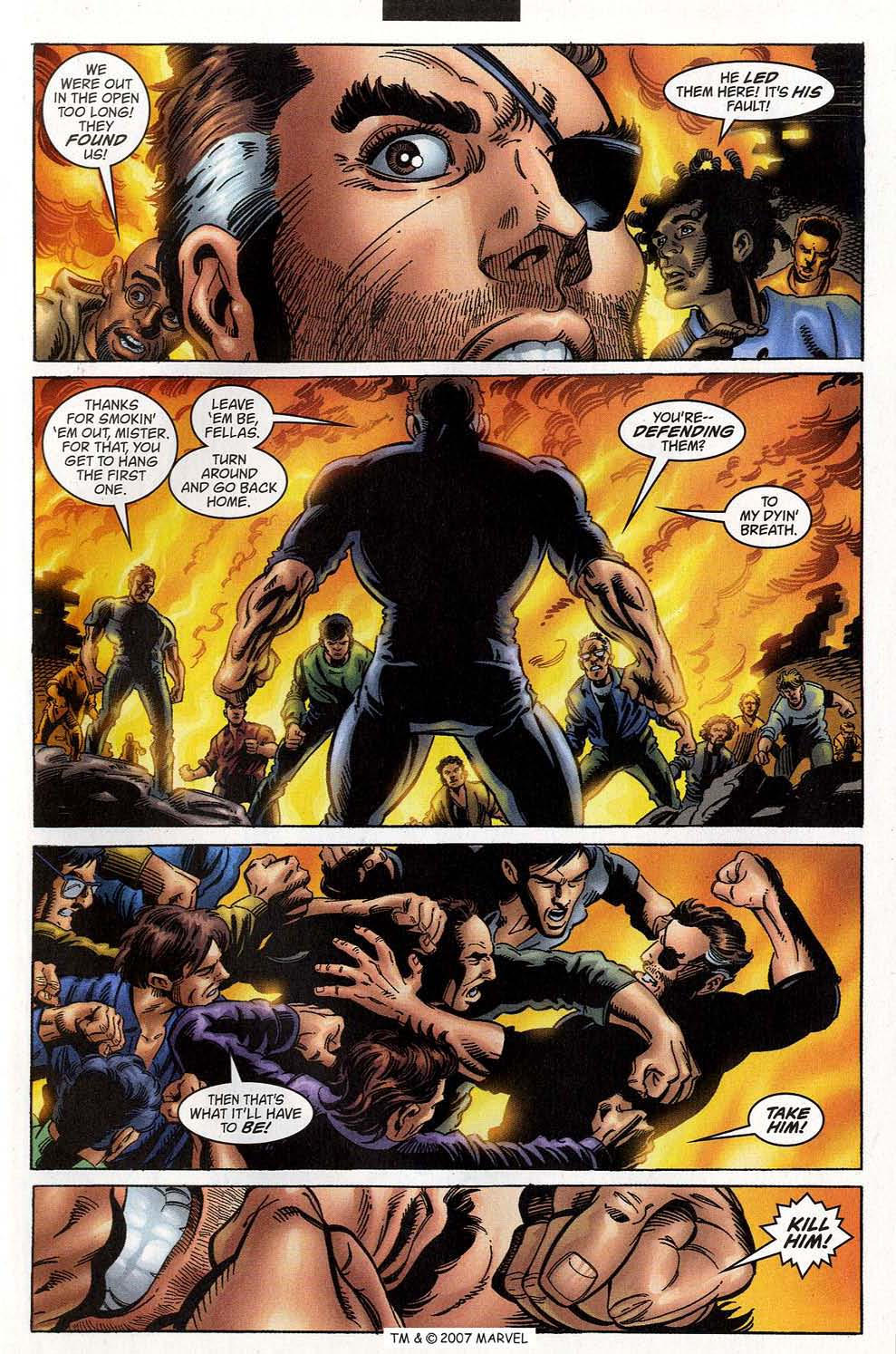 Captain America (1998) Issue #46 #53 - English 21