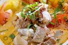 resep praktis (mudah) soto daging sapi spesial enak, lezat