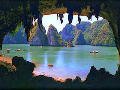 Newspapers praised Mexico's Ha Long Bay