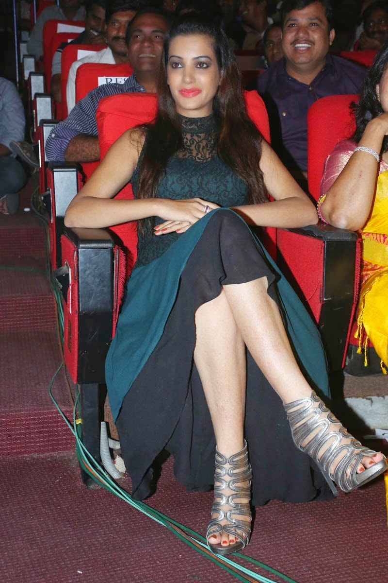 Deeksha Panth Sizzling At Manam Event Pics