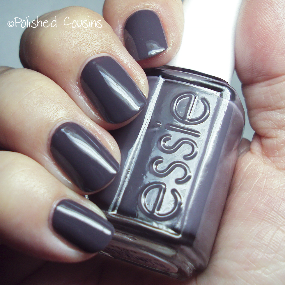 Polished Cousins: Essie Smokin\' Hot