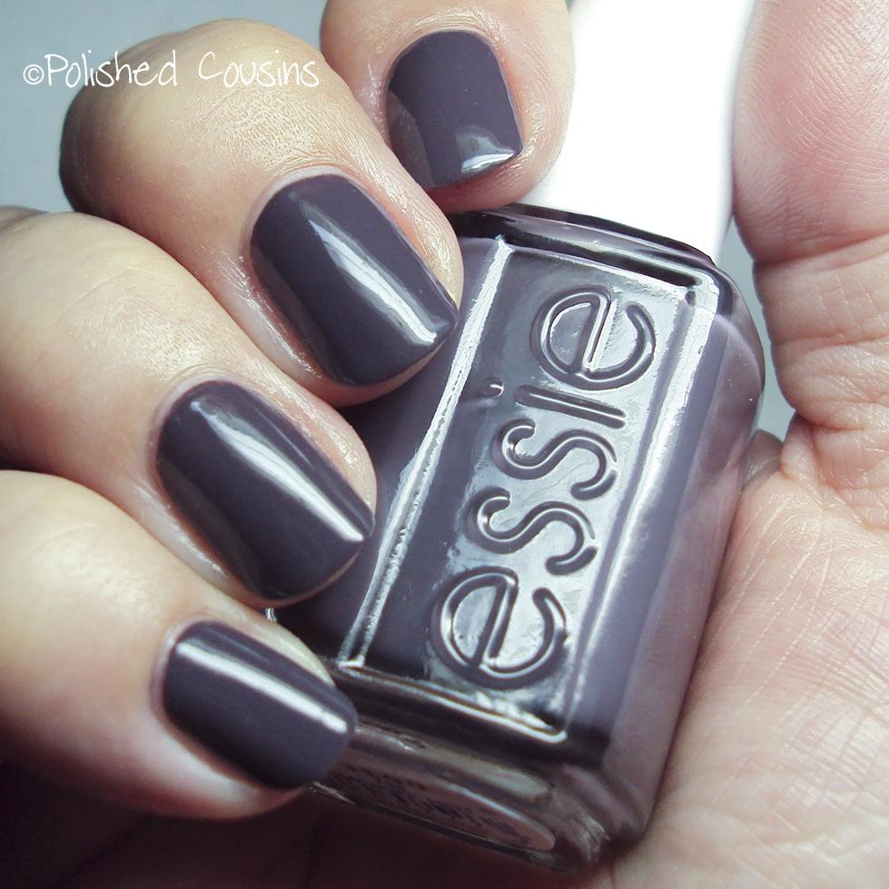 Polished Cousins: Essie Smokin\' Hot