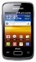 Samsung+Galaxy+Y+Duos+S6102 Daftar harga Samsung Android Desember 2013