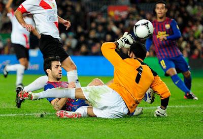 Barcelona 9 - 0 Hospitalet (1)