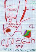 ODIO EL COLEGIO