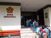 Kunjungan Edukasi Museum Satria Mandala