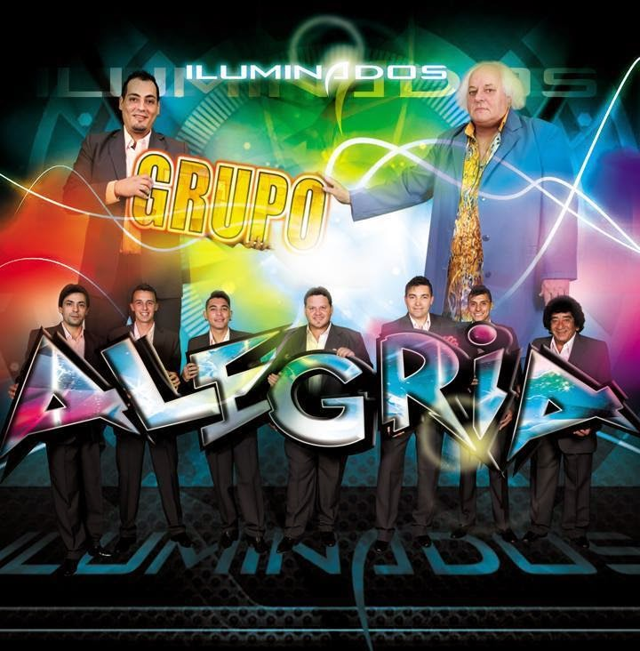 Grupo Alegria - Iluminados (2014)