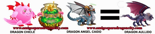 como obtener el dragon aullido en dragon city formula 2