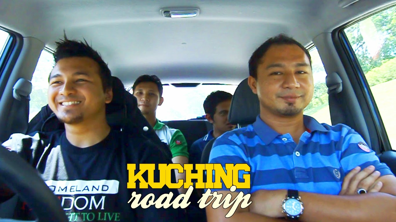 Bercuti ke Kuching : Merdeka RoadTrip 2014 (Part 2)